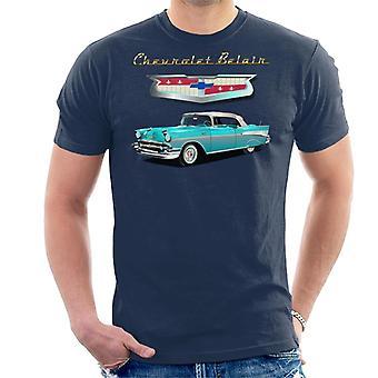 Chevrolet Belair auto mannen T-Shirt