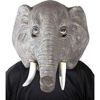 Elefant-Maske