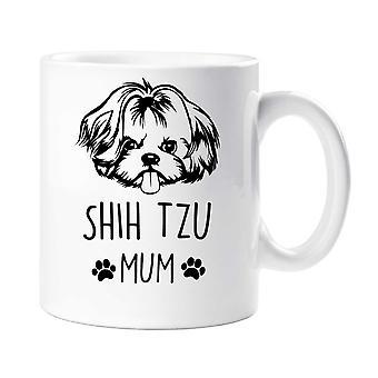 Shih Tzu Mum Mug