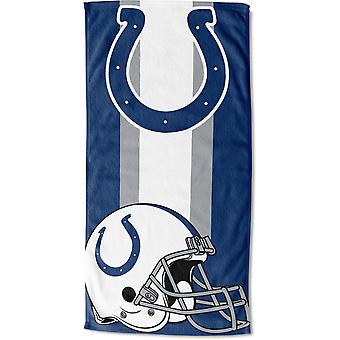 Northwest NFL Strandtuch ZONE Indianapolis Colts 76x152cm