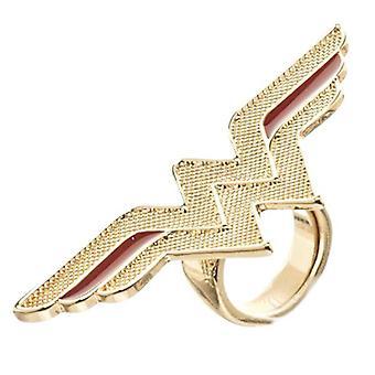 Wonder Woman Classic Logo Ring