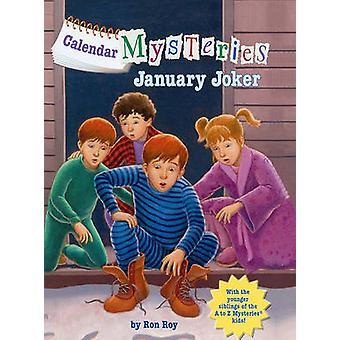 January Joker by Ron Roy - John Steven Gurney - 9780606068994 Book