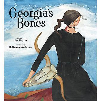 Georgia's Bones by Jen Bryant - Bethanne Andersen - 9780802852175 Book