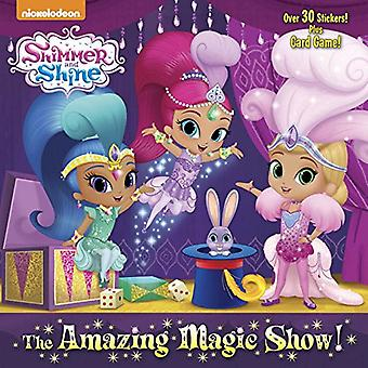 The Amazing Magic Show! (Shimmer and Shine) by Random House - Dave Ai