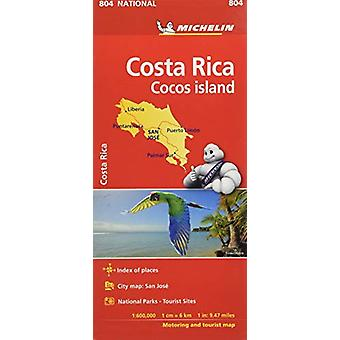 Costa Rica National Map 804 - 2018 by Costa Rica National Map 804 - 201