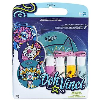 Play-Doh DohVinci Art Banner Refill Set-Animal