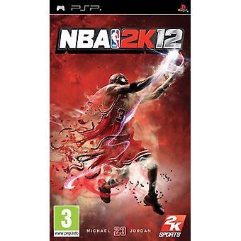 NBA 2K12 (PSP) - Usine scellée