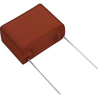 Thin film capacitor Radial lead 2.7 µF 250 Vdc 5 % 20 mm (L x W) 23.8 mm x 11.4 mm Panasonic ECW-F2275JA 1 pc(s)