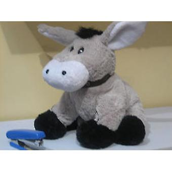 Import Stuffed Donkey 25 Cm (Toys , Dolls And Accesories , Soft Animals)