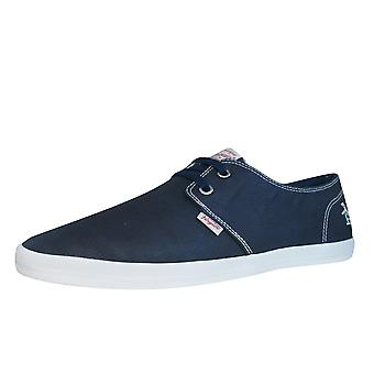 Pingouin Clive Mens formateurs / chaussures - marine
