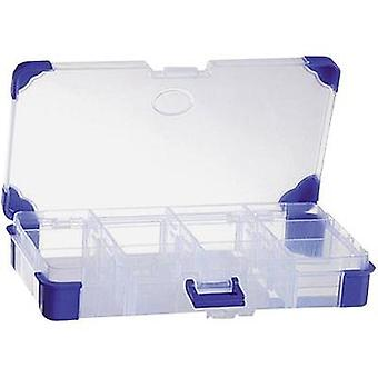Assortment box (L x W x H) 165 x 90 x 30 mm VISO JAP 1710 No. of compartments: 12 variable compartments