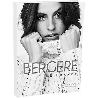 Bergere De France Pattern Book 16/17-Full Collection BF71136