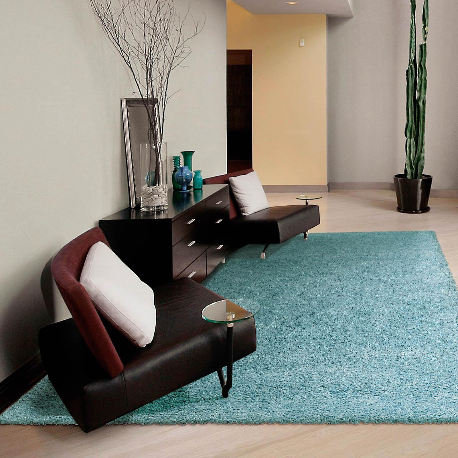 Nourison Amore Amor1 Rugs In Aqua Blue
