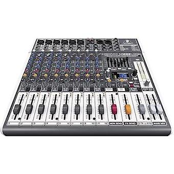 Mixing console Behringer XENYX 1222FX No. of channels:12