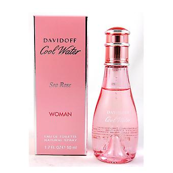 Davidoff Cool Water Sea Rose 50ml EDT