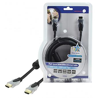 HQ High quality High Speed HDMI cable with ethernet 3.00 m