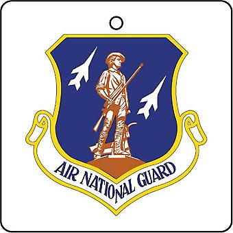 US Air National Guard Emblem Car Air Freshener