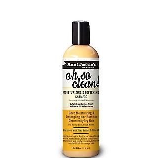 Aunt Jackie's Oh So Clean Moisturising & Softening Shampoo 355ml