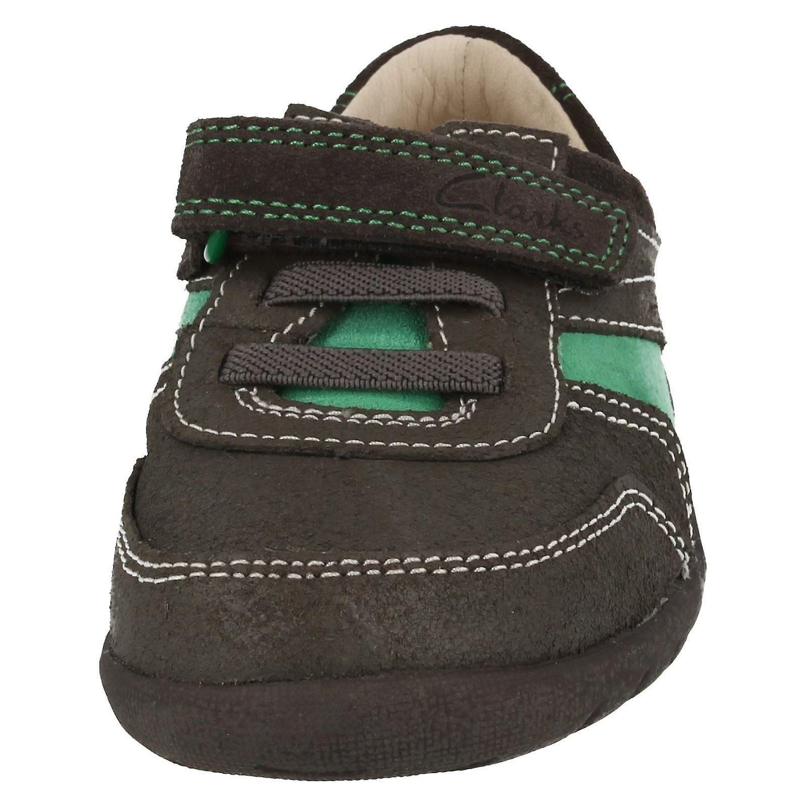 Boys Boys Boys Clarks Casual First Shoes Softly Lee 85480f
