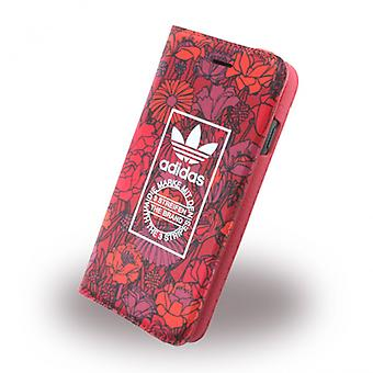 Adidas Bohemian bag book cover Apple iPhone 7 sleeve pouch Red