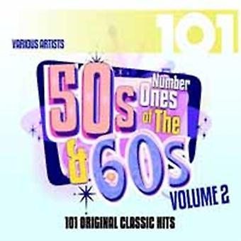 101 - Number 1s of the 50s & 60s Vol. 2 by Various Artists