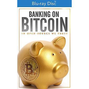 Bank på Bitcoin [Blu-ray] USA import
