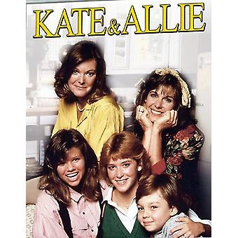 Kate & Allie-Complete Series [DVD] USA import