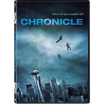Chronicle [DVD] USA import