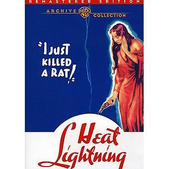 Heat Lightning (Remastered) [DVD] USA import
