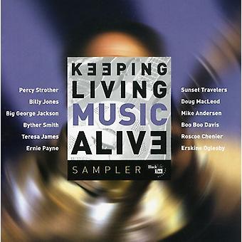 At holde levende musik Alive - Vol. 1-holder levende musik Alive [CD] USA import