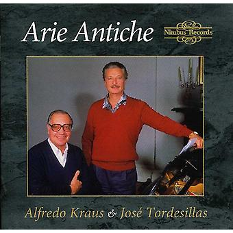 Alfredo Kraus - Arie Antiche [CD] USA import