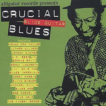 Entscheidende Slide Guitar Blues - import entscheidende Slide Guitar Blues [CD] USA
