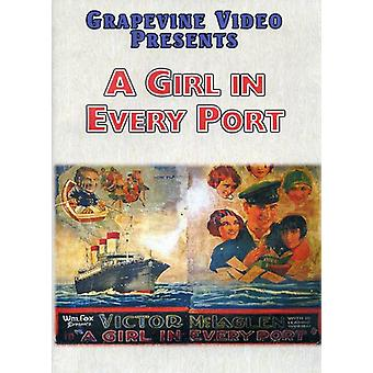 Girl in Every Port (1928) [DVD] USA import