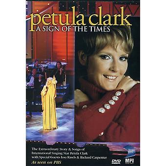 Petula Clark - Petula Clark: Un segno dei tempi importazione USA [DVD]
