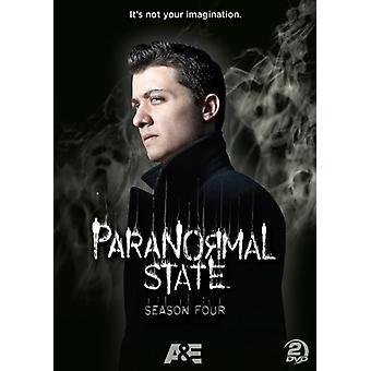 Estado de Paranormal: Temporada 4 importación de Estados Unidos [DVD]