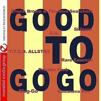 Godt å gå gå - god Go Go [DVD] USA Importer