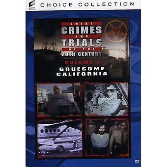 Great Crimes & Trials of the 20th Century [DVD] USA import