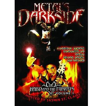 Darkside-die Hard Metal & Furiou [DVD] USA import