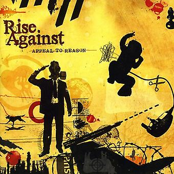 Rise Against - Appeal to Reason [CD] USA import