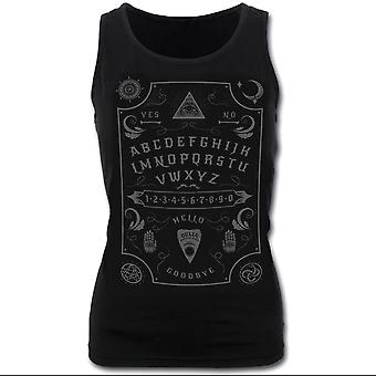 Wild Star - OUIJA BOARD - Women's Razor Back Top