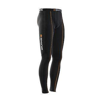 SKINS Snow Compression Long Tights [Schwarz]
