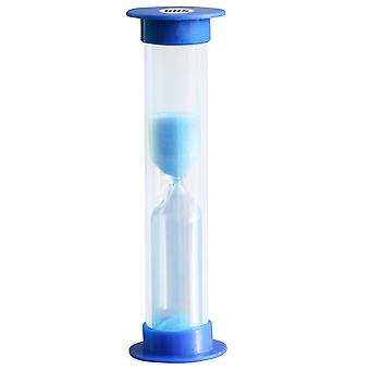 TRIXES 60 Seconds Blue Sand Timer Egg Timer Teeth Brushing Timer