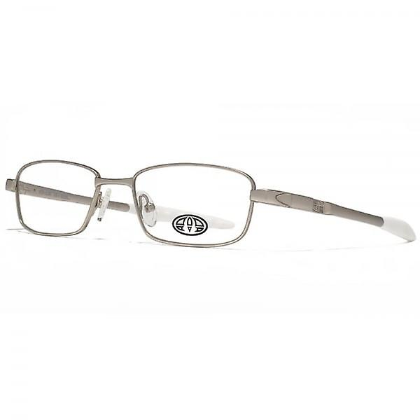 Animal Lawton Rectangle Glasses In Silver