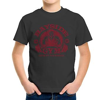 Bayside Turnhalle Saved By The Bell ein C Slater Kinder T-Shirt