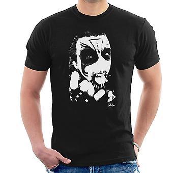King Diamond diavolo corna t-shirt uomo