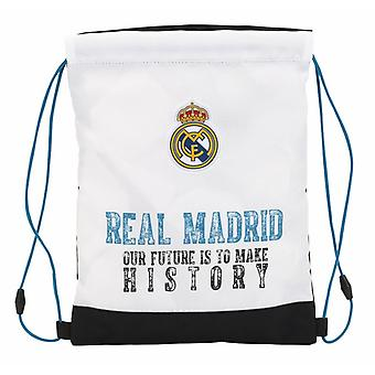 Real Madrid Saco Plano Junior Real Madrid 17/18 (Toys , School Zone , Backpacks)
