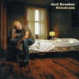 Joel Kroeker - Melodrama [CD] USA import