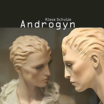 Klaus Schulze - importación de Estados Unidos Androgyn [CD]