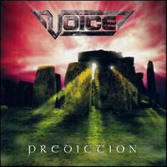 Voice - Prediction [CD] USA import
