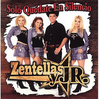 Zentellas Y Jr. - Solo Quedate da [CD] USA importerer